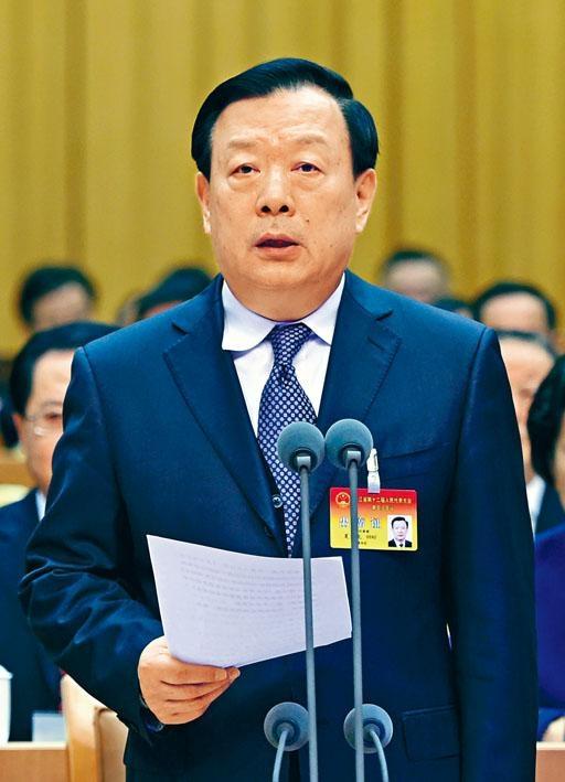 國務院昨天公布,夏寶龍兼任國務院港澳事務辦公室主任。