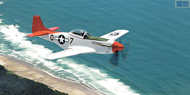 經典二戰P-51D野馬式戰鬥機將由3月起在夏威夷空中翱翔。Erickson Aircraft Collection