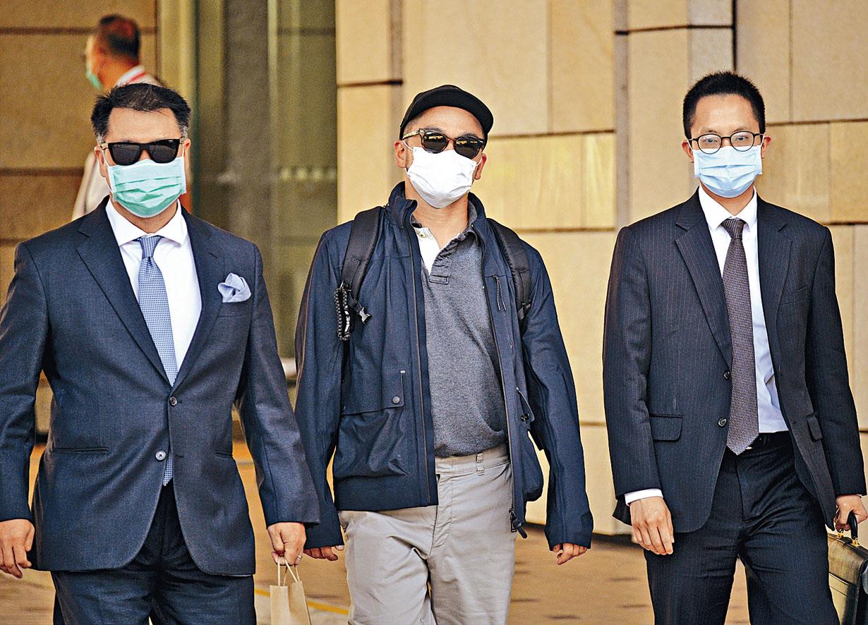 楊金隆被控公職人員接受利益及公職人員行為失當兩罪。