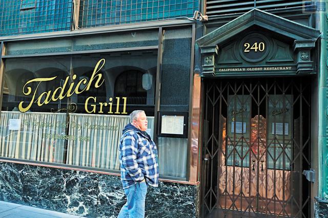 加州餐飲業界組織去信州長,表示如果沒有州府援助,恐防會有多達三萬家餐廳食肆會倒閉。美聯社