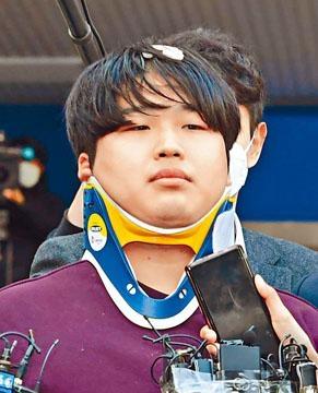 「N號房事件」變態疑犯趙周彬被捕後,有指受害者涉及女藝人。