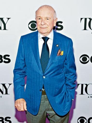 劇作家麥克納利周二因新冠肺炎離世,終年81歲。