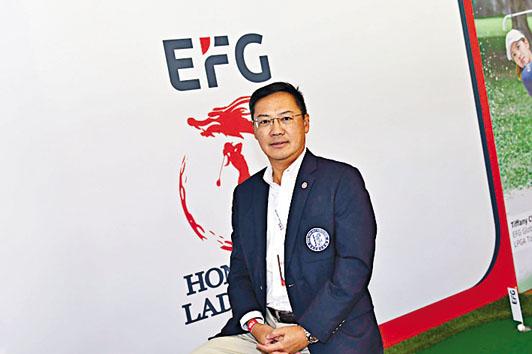 香港高爾夫球總會行政總裁賴以尊,建議政府放寬對戶外體育場地的限制。