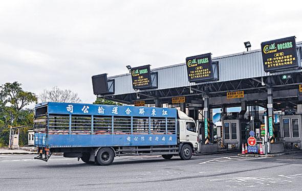 深圳市當局公布,下周五起所有香港司機入境時須持有效期內健康證明。