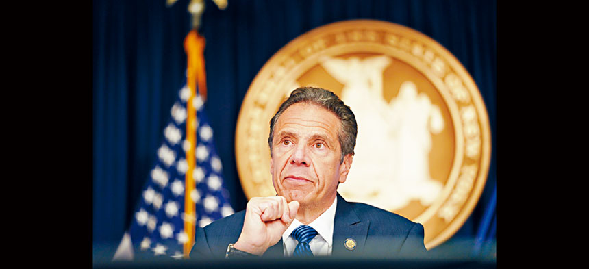 柯謨表示,州府正對學童採取額外的預防措施。州長辦公室Flickr圖片