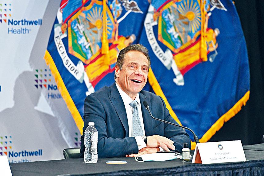 柯謨宣布逐步放寬宗教聚會的限制。 州長辦公室Flickr圖片