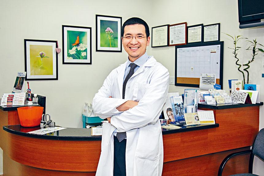 誠和牙科中心陳賜恆牙醫博士醫術精湛加上設備先進、診治細心,深得群眾愛戴。