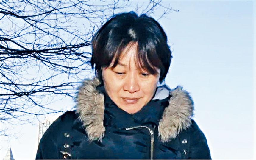 隋曉寧被判刑5個月。檔案圖片