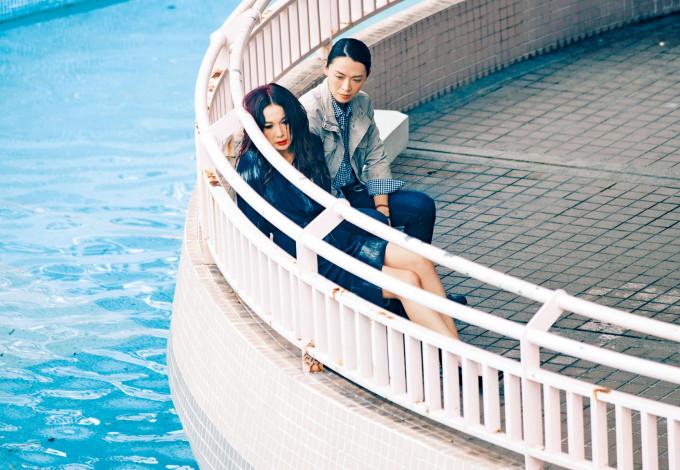 陳煒與溫碧霞難得合作。