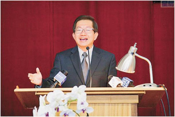 平等公義協會會長李少敏。李少敏提供