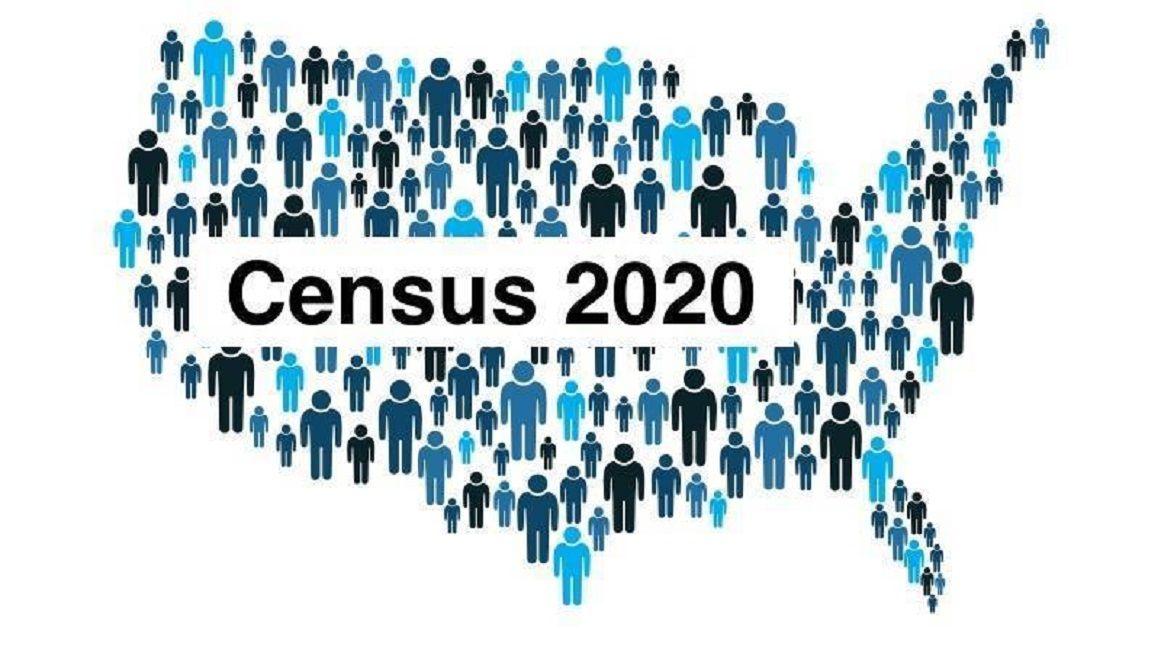 新冠病毒疫情趨緩,2020人口普查開始恢復營運。
