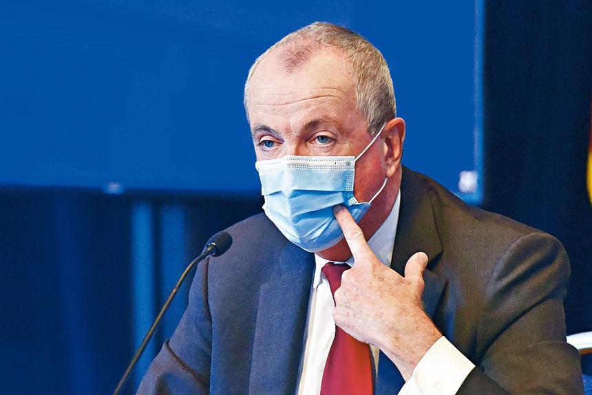 墨菲表示,新冠疫情在其他州份激增,因此無限期推遲開放室內用餐。美聯社