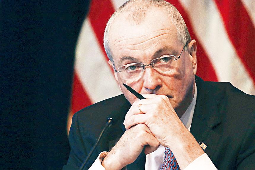 墨菲宣布15日將進入第二階段重啟。美聯社