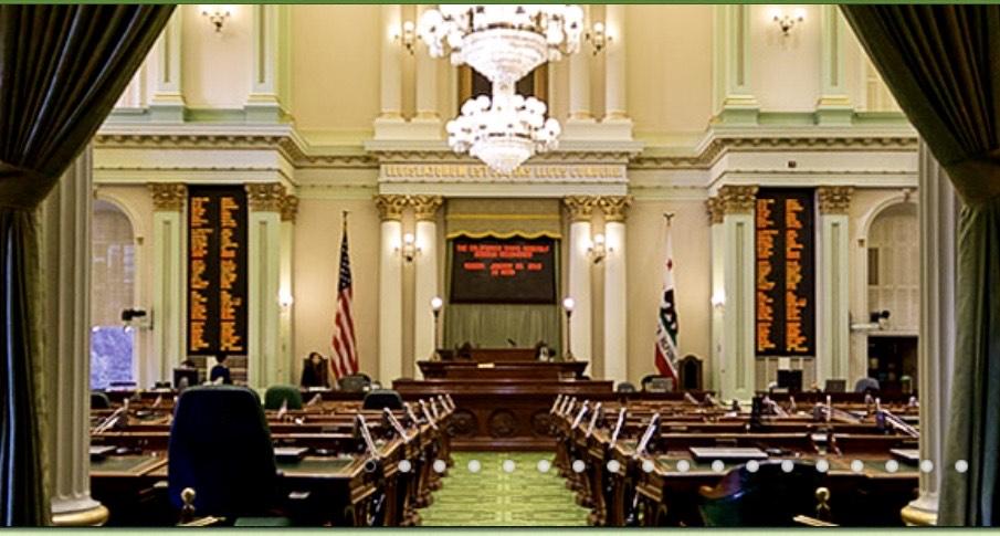 ACA5 於6月8日在加州眾議院投票表決。加州議會網站截屏