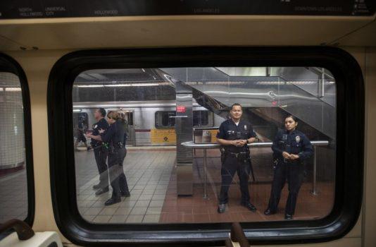 大都會交通局的警務編制也面臨此波警務改革聲浪