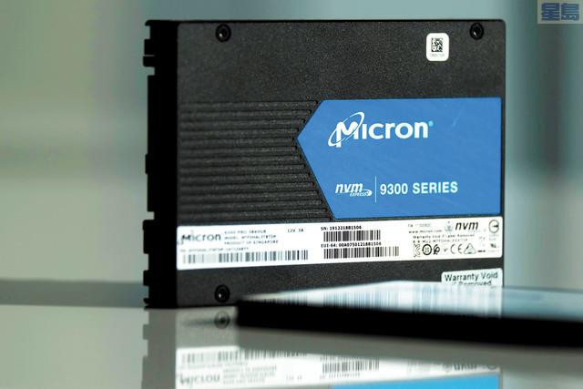 美光由於DRAM和SSD需求強勁,銷售額激增。路透社資料圖片