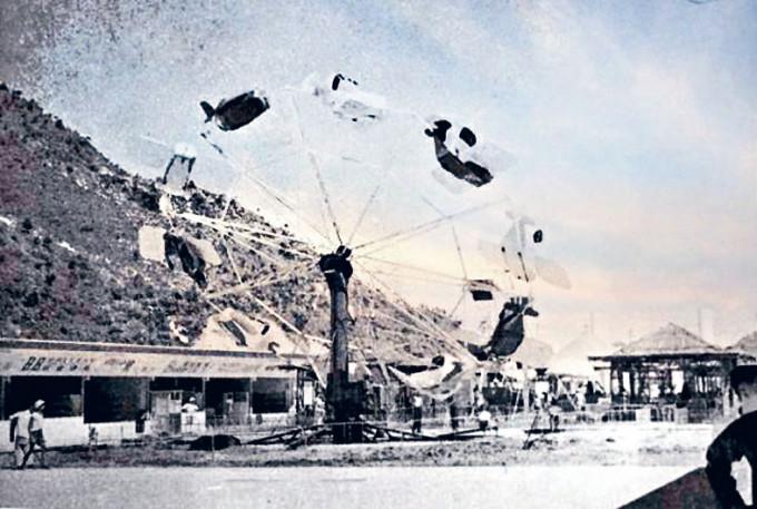 北角曾擁有香港最大型地標遊樂場「月園」,一九四九年開幕。