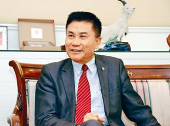 嶺大校長鄭國漢