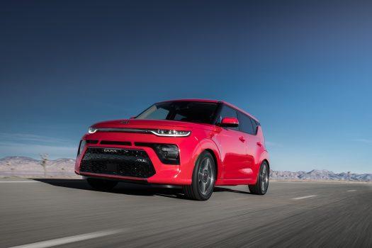 Kia汽車在J.D. Power美國新車質量研究中被評為行業第一品牌