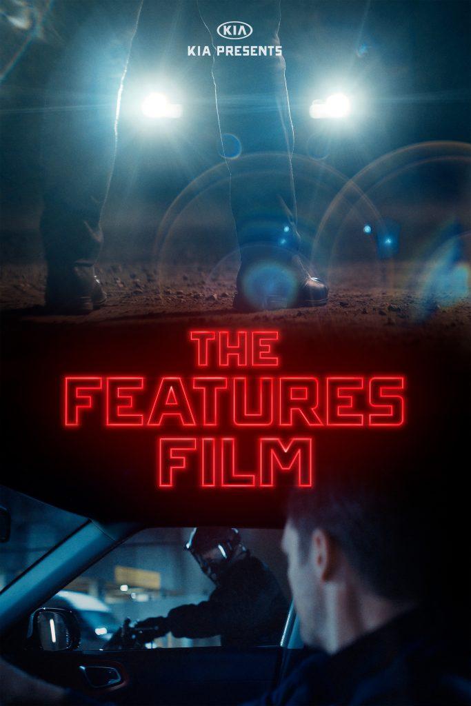 KIA汽車發布夏季電影大片「The Features Film」