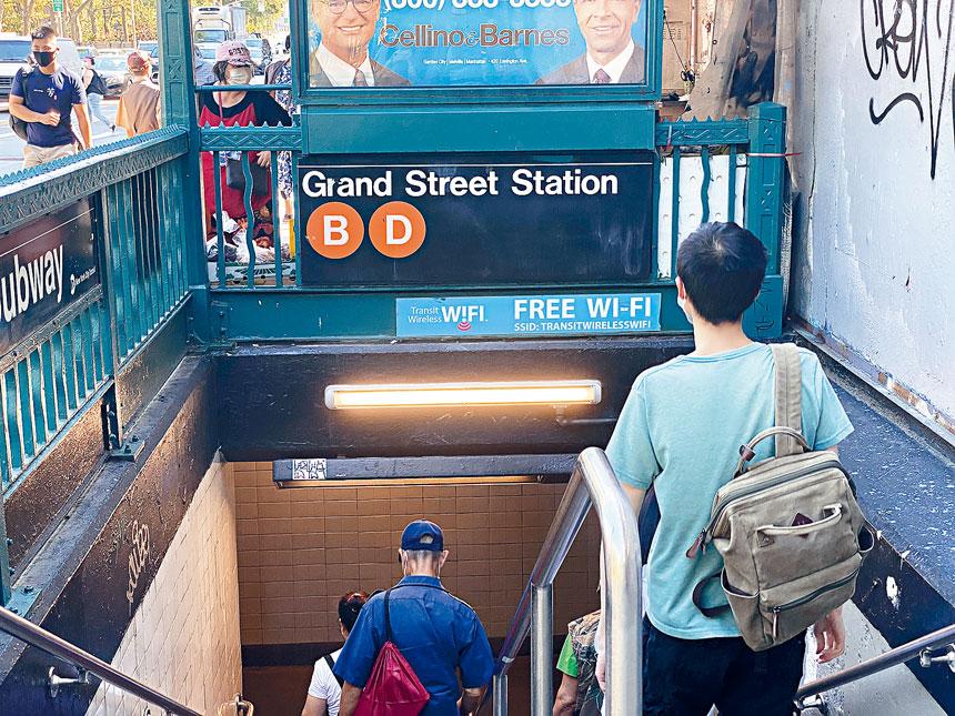 位於基士打街夾格蘭街處的地鐵站便是扒手行竊的主要場所之一。