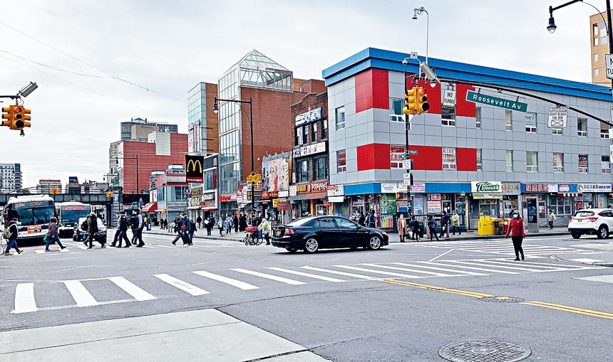 法拉盛商家只有38.8%獲PPP計劃貸款,在全市申請中包尾。
