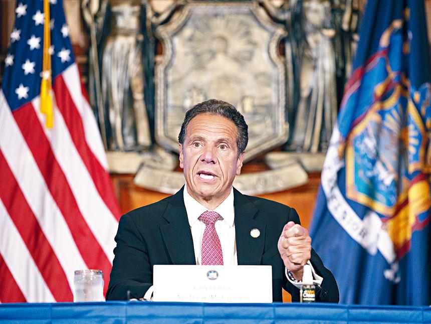 柯謨表示,州教育廳尚未正式收到紐約市學校的重開計劃。州長辦公室Flickr圖片