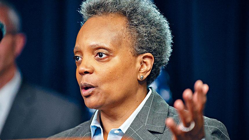 芝加哥市長羅麗萊德福特再度公布注入3300萬元的「冠狀病毒援助、救濟及經濟安全法案」經費,撥款幫助受病毒困擾的租戶與房主。 芝加哥市長官網