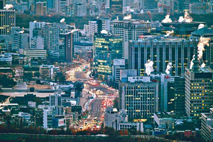 首爾房地產市場熾熱。