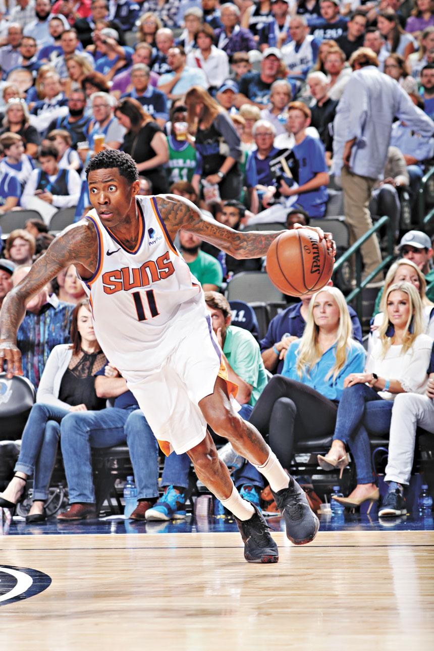克勞福德簽約籃網成功就業,距離他上一次登場已過去了15個月。Getty Images