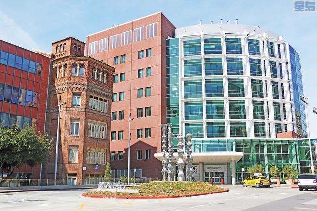三藩市總醫院多人感染新冠,令外界擔心醫院工作環境。本報資料圖片