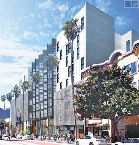 米慎區全新可負擔公寓落成招租。 網上圖片