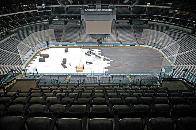 NHL新賽季將於8月份開始。美聯社