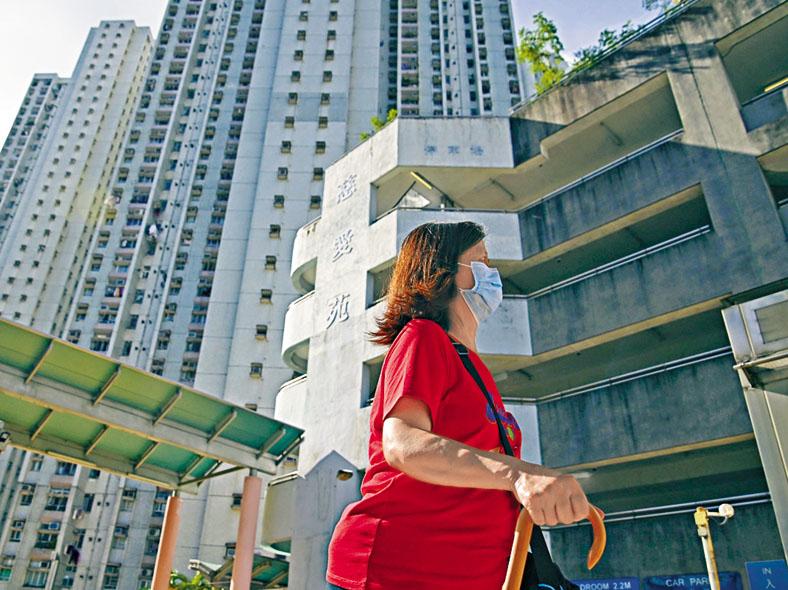 新冠肺炎免費檢測計畫範圍再擴展,首次覆蓋至居屋慈愛苑及部分私人樓宇。