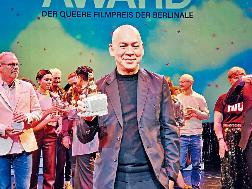 蔡明亮最新作品「日子」今年初入選第70屆柏林影展,榮獲泰迪熊評審團獎。