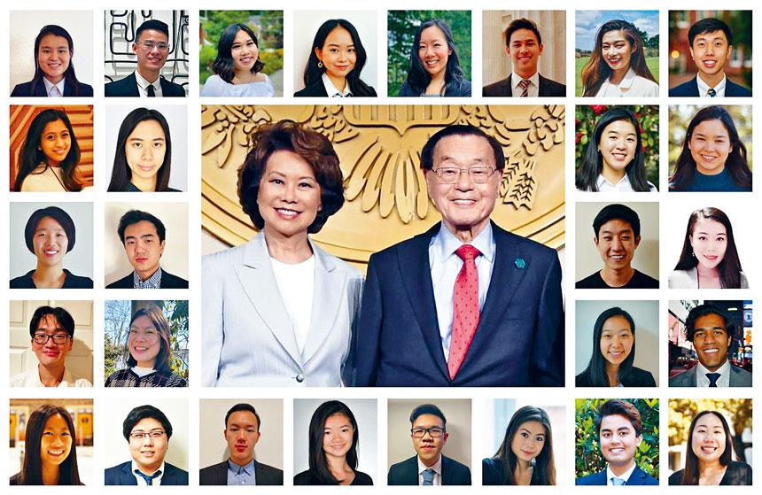 國際領袖基金會是501(C)3非牟利組織,推廣亞太裔社區的公民意識,公共服務,以及經濟繁榮。查詢更多資料請上網www.ilfnational.org