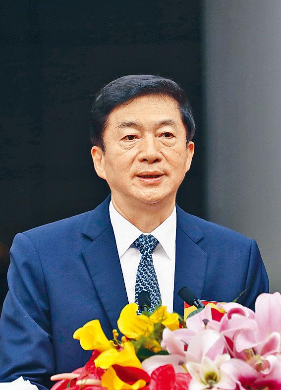 中聯辦主任、 國家安全事務顧問 駱惠寧