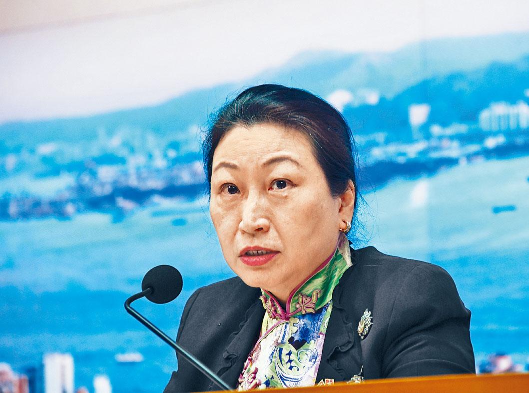 香港律政司長 鄭若驊