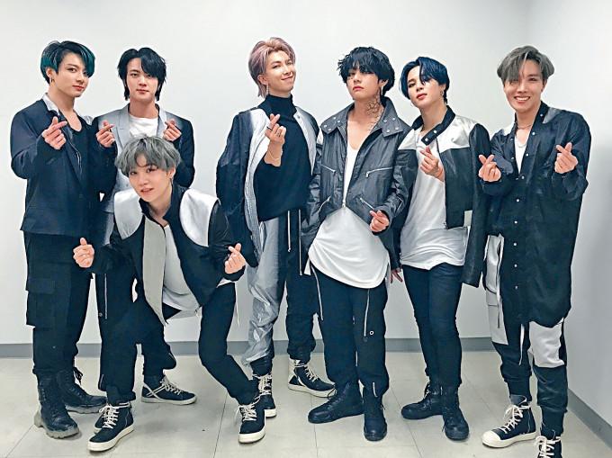 BTS宣布於10月舉行兩場演唱會,讓觀眾入場欣賞。
