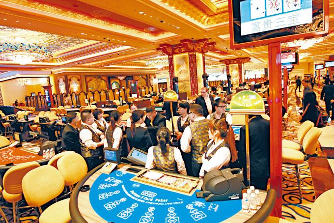 目前澳門分別有「3主3副」,合共6個賭牌,但續牌事項到目前仍未有定案。