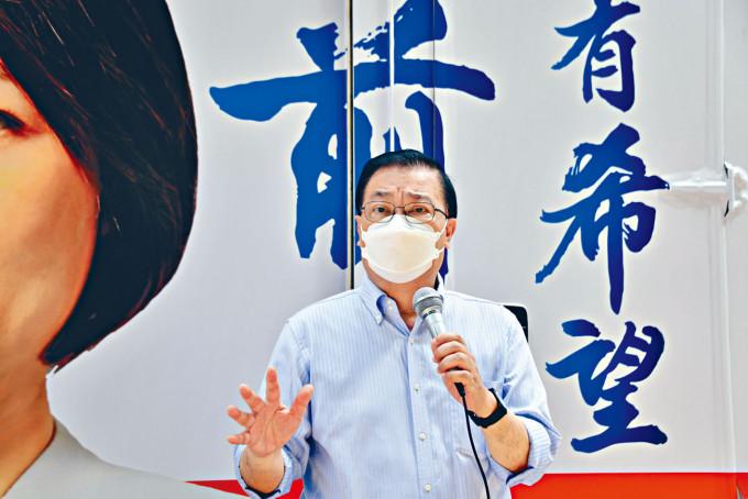 全國人大常委譚耀宗認為,真空期問題應以最簡單方法處理。