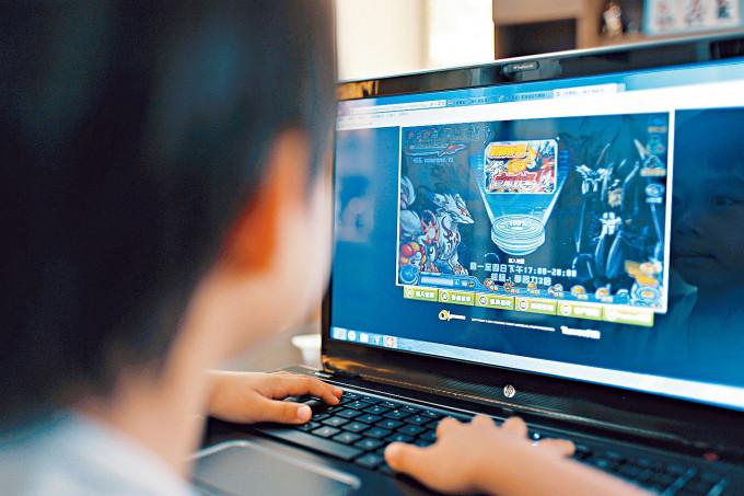 有市民在家抗疫期間,對電玩遊戲的需求急增。