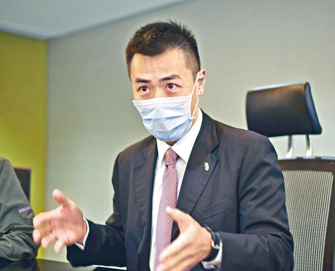 華置主席劉鳴煒表示,香港經濟復甦道路或很漫長,預期集團投資物業下半年仍將面對多項挑戰。