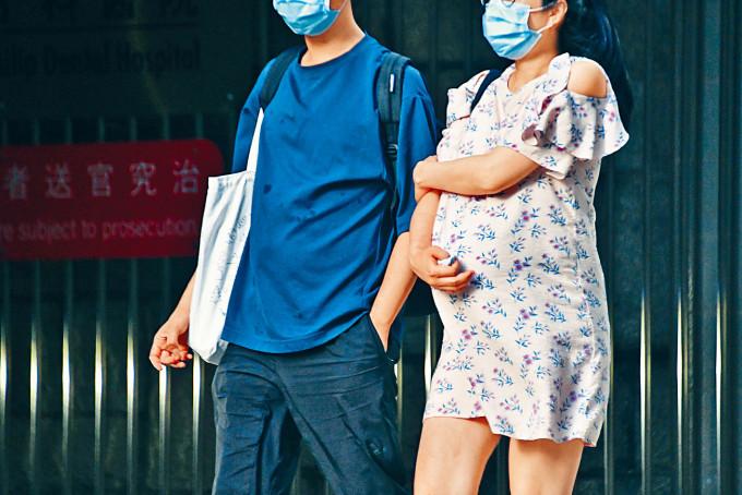 下周一起,孕婦可獲免費病毒檢測,名額五千個。