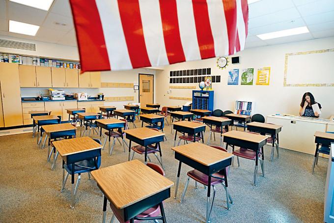 猶他州這所學校正為重開做準備。