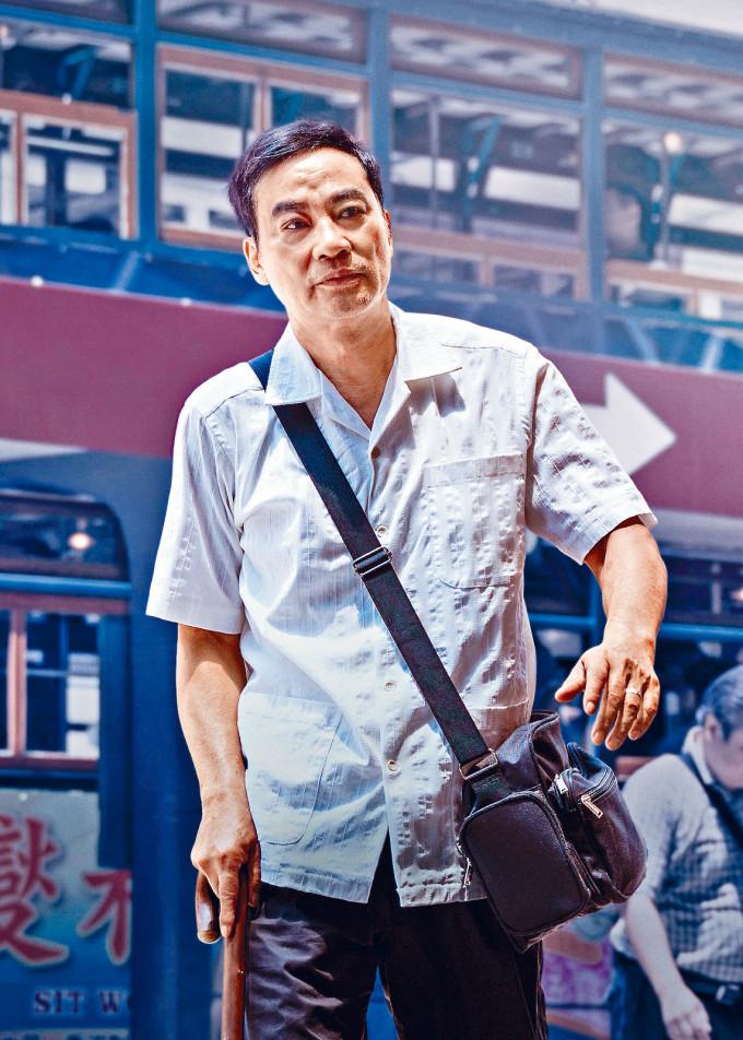 華哥在片中的演技獲得一致好評。