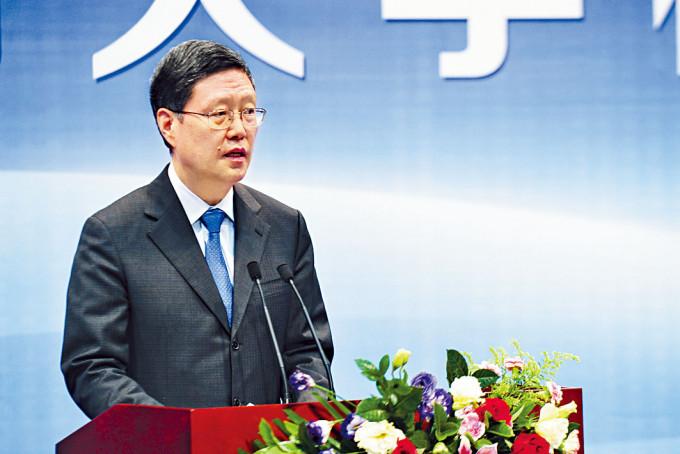 何亞非強調,中國必須從三方面與美國進行博弈。