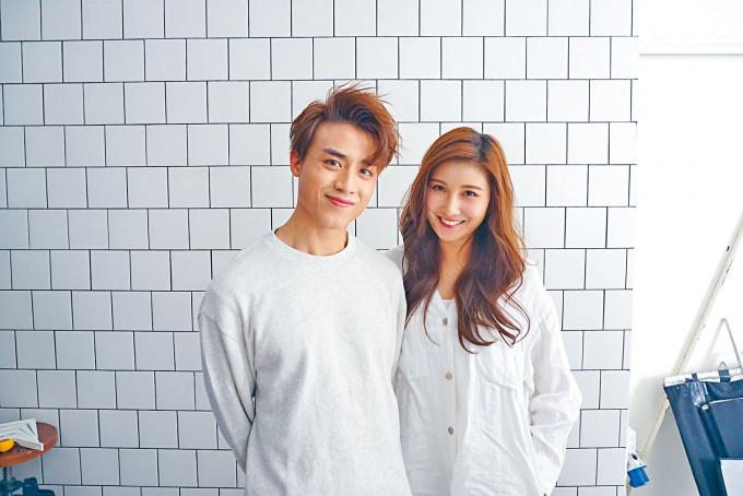 Anson Kong邀得好友沈殷怡友情演出MV。