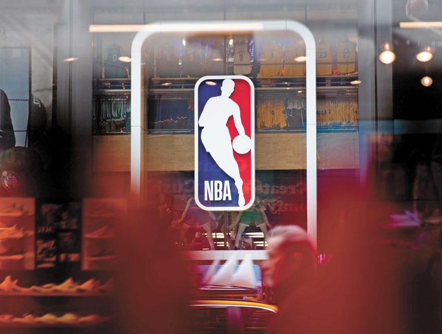 隨著賽程的公布,NBA季後賽開始的日子越來越近了。法新社
