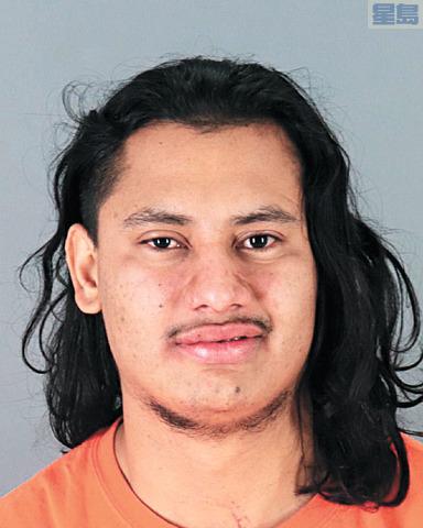 被捕疑犯格華拉(Alejandro Vanegas Guevara)。美聯社